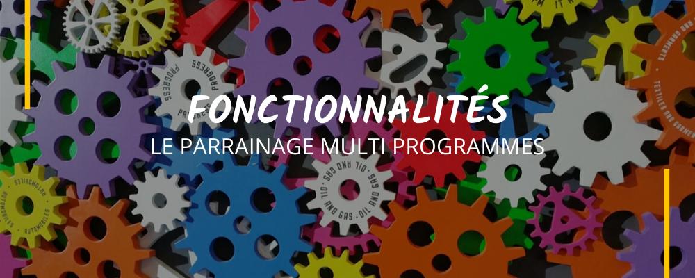 Parrainage multi programmes