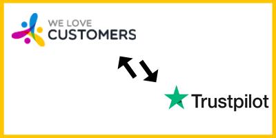 Interconnecter-We-Love-Customers-et-Trustpilot